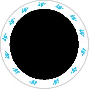 Bordje met naam en afbeelding een uniek kinderservies-2465