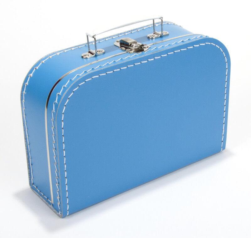 Kinderkoffertje met geboortekaartje bedrukt-1791