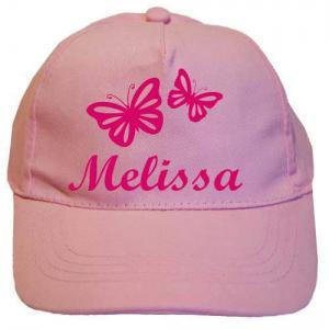kinder cap met naam
