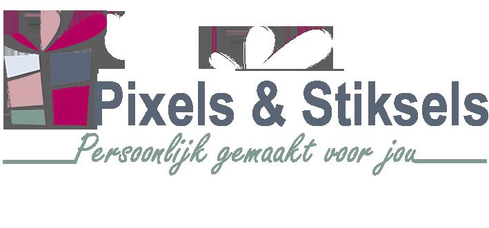 kraamcadeau met naam bij Pixels en Stiksels