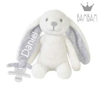 Bambam konijntje met naam
